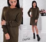 Платье - туника 5487