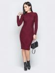 Вязанное платье 1245